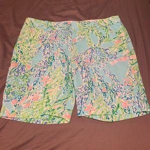 Lilly Pulitzer long shorts